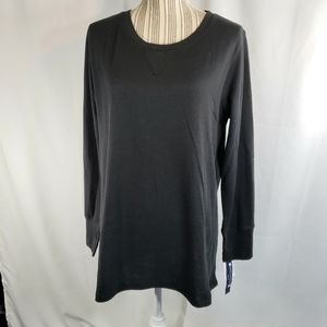 Architect NWT Black Thermal Top Size 2X